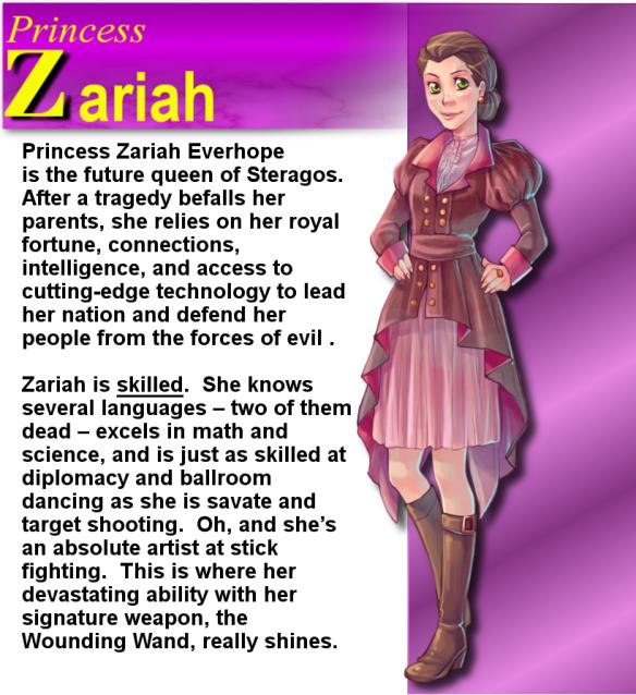 Z page
